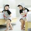 Buy Baby One Piece Romper Kid Bodysuits Children Clothes Kids Clothing 2015 Summer Jumpsuit Dress Boys Girls Rompers Babies C8593
