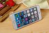 Buy Flip Wallet Clear crystal transparent skin TPU Gel Silicone Full cover case cases 2 iphone 6 4.7 inch 5.5 new