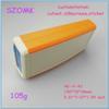Buy plastic enclosures electronics handheld boxes (4 pcs) 150*78*39mm distribution box control box, enclosure electrical case