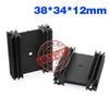 Buy DHL 10aluminum heatsink 35*42*25.4MM TO-3P radiator IC Heat sink