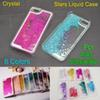 Buy Floating glitter Star Running Quicksand Liquid Dynamic Hard Case Shining Cover iPhone 4s 5 5s iphone 6 6Plus Clear Crystal Phone Cases