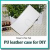Buy Flip Folio PU Leather Case Cover Card Slots Holder mobile phone leather case best price DHL
