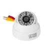 Buy 1/3 inch CMOS 800TVL 48 LEDs IR Cut Security Indoor Dome Home CCTV Camera 3.6mm 12V S281