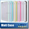 Buy samsung S6 edge Case Iphone 6 Plus Mat PC+TPU hard Clear Transparent Gel Cover Cases Iphone6 IPHONE 5 5S Galaxy S5 Note 3