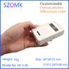 Buy shenzhen plastic electronics enclosure handheld project box (1 pc) 94*58*25mm small boxes sensor distribution AK-S-86