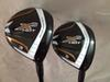 Buy X2 hot golf fairway woods 3# 5# graphite shaft Oem clubs free headcover