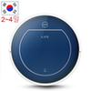 Buy Original CHUWI ILIFE V7 Bluetooth Mini Robotic Vacuum Cleaner Home Wireless Dry Cleaning Appliances Remote Control Blue