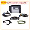 Buy 2016 wifi mb star compact 4 sd c4 diagnostic car truck one year warranty five cables