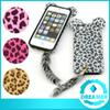 Buy 100x 3D Fuzzy Yellow Leopard Tail Back Cases Cover iPhone 4s 5 5s 6 6s Plus Series FREE DHL
