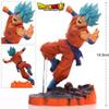 Buy 14.5cm Dragon Ball Z Action Figures Resurrection F Son Goku Fighting SC Anime Dragonball