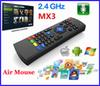 Buy HI-Q MX3 2.4GHz Wireless Keyboard Air Mouse Remote Controller Somatosensory IR Learning 6 Axis without Mic Android TV Box Smart IPTV