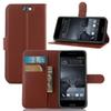 Buy HTC One A9 X9 & Huawei Nexus 6P Litchi Skin Flip Wallet Soft PU Leather Case Stand Holder Cover Card Phone Cases 35