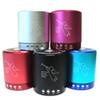 Buy Angel T2020A Bluetooth Mini Speaker Metal Portable Speakers Wireless Stereo Hifi Sound Box U-Disk TF Slot MP3 Player iPhone 6 Plus Note5