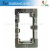 Buy Precision Aluminium Metal Mould Mold Samsung Galaxy I8190 I9190 LCD Touch Glass Separator Panel Renew Holder