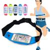 Buy Unuversal Waterproof iphone 6S 6 6plus inch Sport Waist Belt Pouch Bag Case Cover Elastic Waistband Pocket iphone6