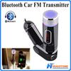 Buy Bluetooth Car Kit FM Transmitter BT Handsfree MP3 Audio Player 5V 2A Cigarette Lighter Charger iPhone Samsung HTC