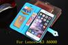 Buy Fashion PU leather Flip Case Lenovo K3/A7000 Different Colors A6000 A5000 A7600/S8 Leather