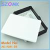 Buy plastic electronic case WIFI router control box (10 pcs) 245*163*42mm szomk outdoor enclosure equipment housing AK-NW-28