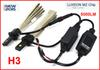 Buy 1 Set H3 5000LM 40W CREE LED Headlight LUXEON MZ CHIP One Xenon White 12/24V 6500K Copper H1 H4 H8 H11 H16 880 881 9005/6 High Power