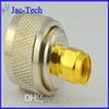 Buy 10N male plug RP-SMA adapter RF connector factory price