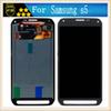 Buy Samsung Galaxy S5 i9600 LCD Assembly Screen Display Touch Digitizer White Original Lcd 5.1 inch