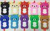 Buy 3D Rilakkuma Teddy Bear soft silicone gel rubber Case iPhone 6 (4.7 inchinch) Cute Fashion skin cover