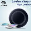 Buy 2016 Universal Qi Wireless Charger Charging fast Samsung Note Galaxy S6 s7 Edge mobile pad retail package usb cable Newest
