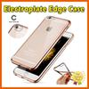 Buy ShockProof Silicone Bumper Clear Slim Phone Case Cover Samsung Galaxy S5 S6 S7 Edge Note 7 iPhone plus 5 6s