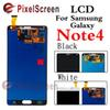 Buy Samsung Galaxy Note4 N910 Black White Full New LCD Display Panel Touch Screen Digitizer Glass Lens Assembly Replacement