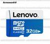 Buy 16GB/32GB/64GB/128GB/256GB Lenovo micro sd card/smartphone SDHC Storage card/TF card/camera memory card 10MB/S.