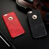 Buy Luxury PU Soft Leather Cover Case iPhone 6 6s 6+ plus 5 5S SE Ultra Thin Back covers case Skin Fundas Capa 10 DHL