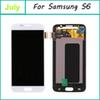 Buy A+++ Original glass Samsung Glaxy S6 G920 G920F lcd Display+Touch Screen Digitizer Assembly Replacement