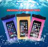 Buy 30 pcs/Lot Universal Waterproof Screen Touch Bag Case Cover Apple iphone 4 4S 5 5S SE 5C 6 6S Plus