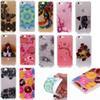 Buy Bling Glitter Sunflower Silicone Flower Butterfly Skull Soft IMD TPU Case Iphone 7 I7/Plus 7P/6 6s/SE 5 5S Doughnut Dreamcatcher Cover