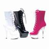 Buy Elegant 15cm Platforms Boots High Heel Shoes, Pole Dance / Model 6 Inch Ankle Boots, Sexy