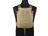 Buy Tactical Plate Carrier Vest Military Combat Molle EMERSON LBT6094 Style SLICK Medium Airsoft Hunting Jump KH EM2982D