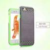 Buy hybrid Armor combo 2 1 hollow net case cover skin iPhone 5 5S SE 6 6S Plus