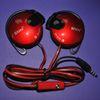 Buy -Shini Headphone 3.5mm Stereo Ear Hook Earphone Mobile Phone Iphone Samsung Headset xiaomi