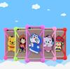 Buy hot universal 3d cute cartoon frame bumper silicone phone case 3.5-6 inches smartphone
