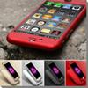 Buy 360 Degree Coverage Screen Protector Hard PC Case Full Body Cover iPhone 6S 6 plus 5S Samsung Galaxy S7 edge S6 Note 5 1