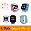 Buy Smart Watch D3 U80S Sync Notifier Support SIM TF Card Multi language Smartwatch iPhone IOS Android Camera Heart rate UV colors