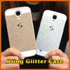 Buy Fashion Luxury Bling Glitter rhinestone Hard Back Case Cover Skin Samsung S5 S6 S7 Edge Note3 Note4 Note 5 G530