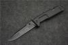 Buy EXTREMA RATIO Nemesis II (The thin version)440C Blade 58HRC Handle embalming process 6061-T6 aluminum camping gear knife