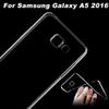 Buy Samsung Galaxy A5 2016 Case Cover Transparent TPU Soft Phone Back (5.2 inch)