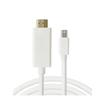 Buy Mini DP HDMI cable Gold Plated DisplayPort HDTV Cable Dell Lenovo computer Apple MacBook Microsoft Surface