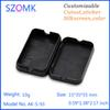 Buy 20 pcs, 15*35*55mm szomk new standard box plastic housing pcb abs shell enclosure distribution AK-S-93