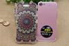 Buy Iphone 7 7Plus 6 6Plus Clear Thin TPU Phone Case Lightning Flash LED Cute Cartoon Butterfly Flower Protective Cover