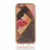 Buy Stickers Imitation wood TPU iphone case 6 6PLUS 7 7plus P8 P9LITE