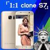 Buy 2016 Real 4G LTE S7 s7 Phones MTK6582 64bit Quad Core Dual SIM 1920x1080pixel 1GB/8GB Android 5.1 GPS Smartphone