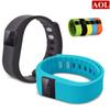 Buy TW64 Smartband Smart sport bracelet Wristband Fitness tracker Bluetooth 4.0 fitbit flex Watch ios android xiaomi mi band 8 colors